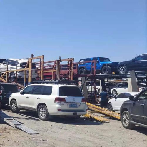拖车从托克逊县到厦门轿车托运小车多少钱全境往返