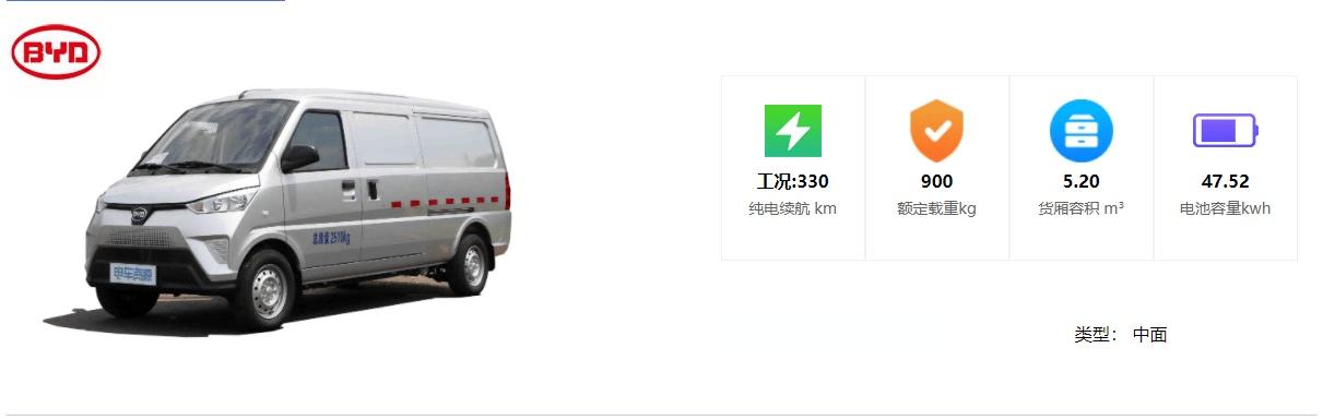 东莞电动货车租赁-火便宜的拉货面包车