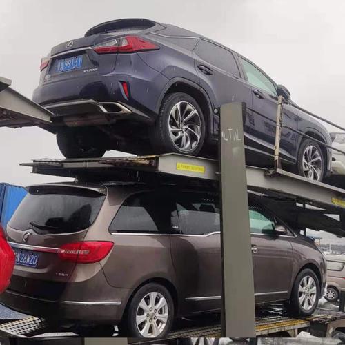 五家渠到辽阳汽车托运一辆车运费多少钱-吉运轿车托运