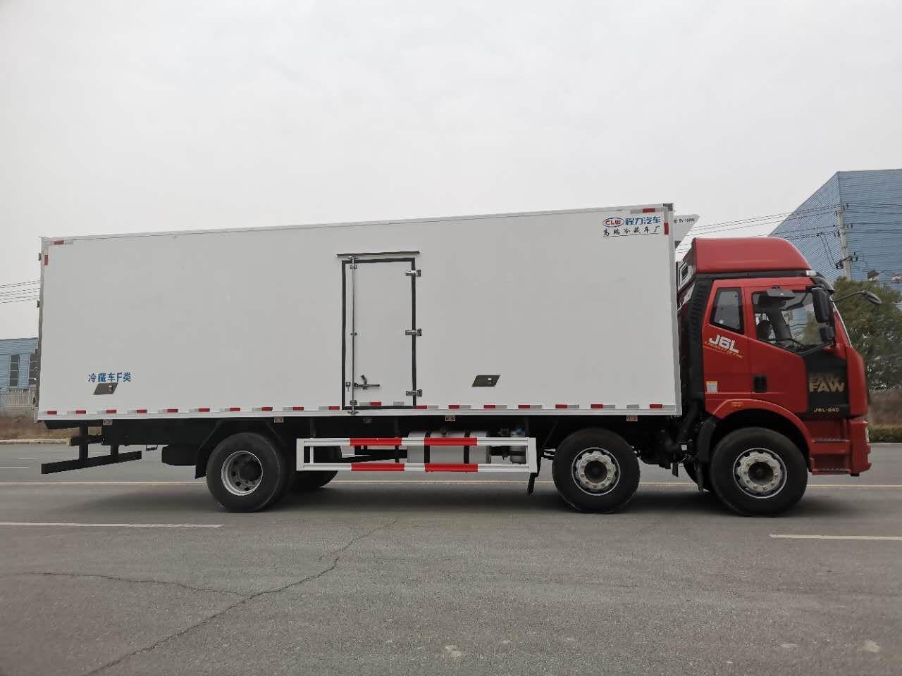 内蒙古通辽-大型冷藏车-4.2米冷藏车多少钱