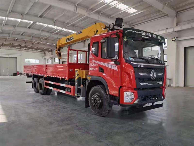 湖北省孝感市福田3.2吨随车吊规格型号--新推荐