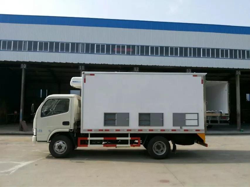 台州-海鲜冷藏车-冷藏车冷藏效果怎么样