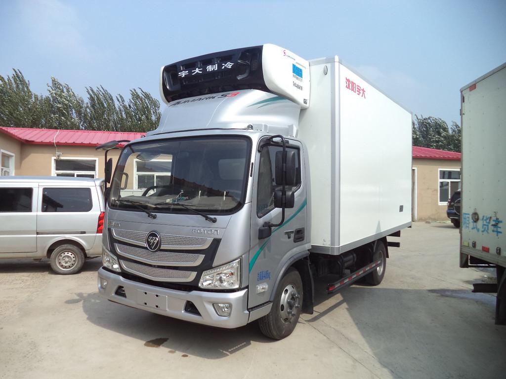 黑龙江大兴安岭-6.8米冷藏车-冷藏车冷藏效果怎么样