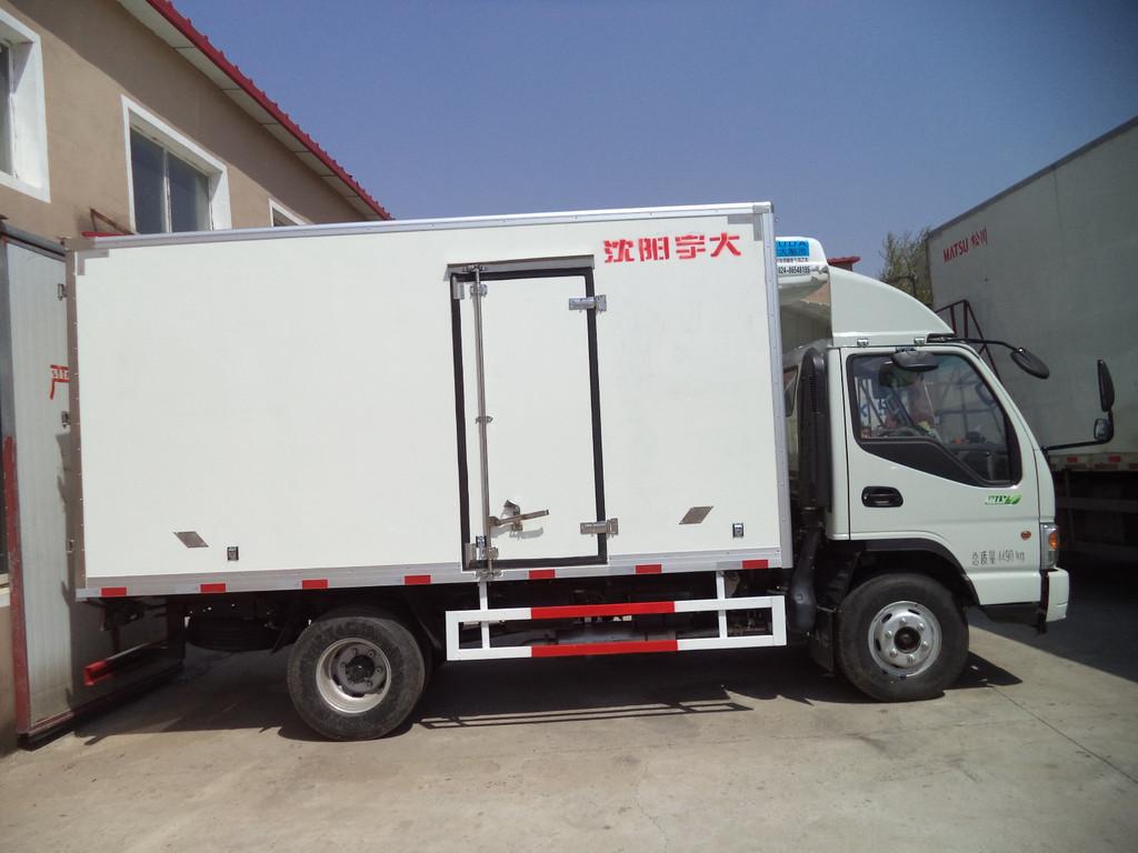 遂宁-6.8米冷藏车-冷藏车冷藏效果怎么样