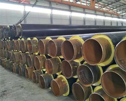 沧州市D530*9mm供暖聚氨酯保温管现货供应24小时服务