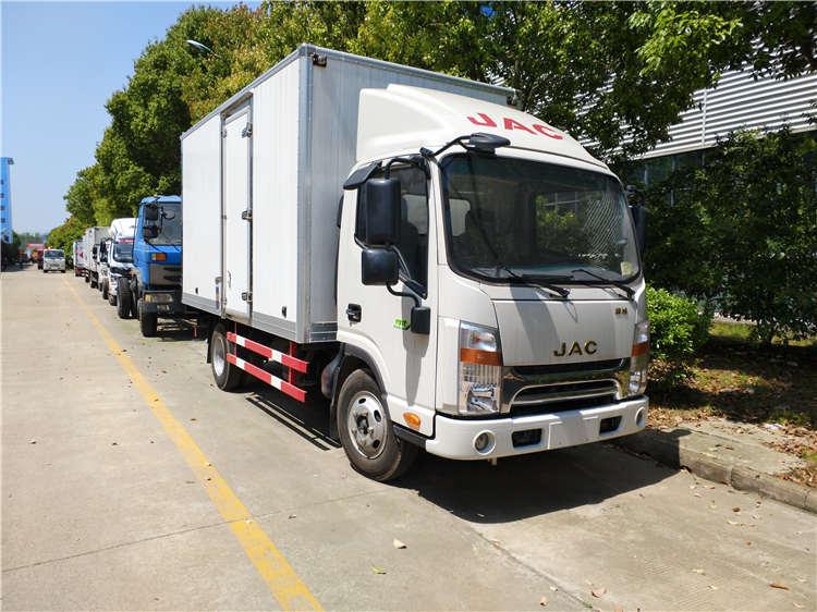 宜宾-药品冷藏车-4.2米冷藏车多少钱