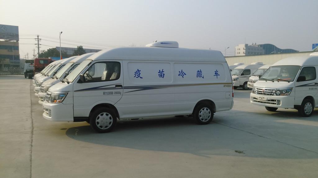 六盘水-东风多利卡冷藏车-冷藏车价格