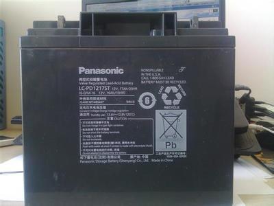 内蒙古松下蓄电池LC-QA12110 12v110ah厂家直销