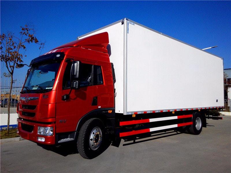广东河源-9.6米冷藏车-冷藏车价格