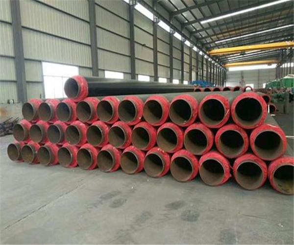 硬质聚氨酯发泡保温管-镀锌铁皮保温钢管生产价格