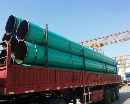 企业资讯D530*10环氧煤沥青防腐钢管带票价格
