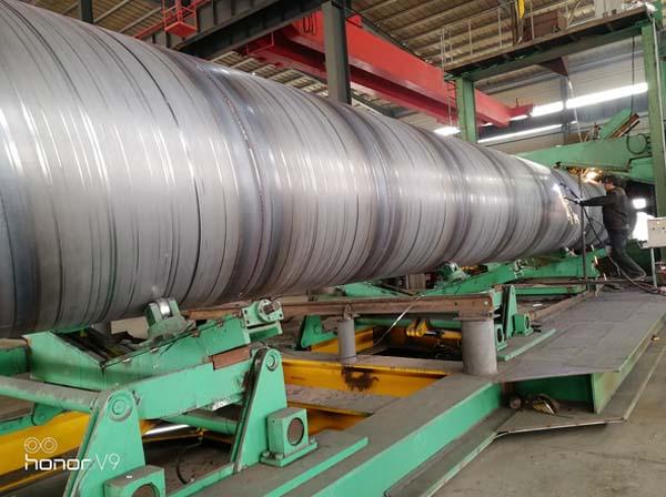 息县环氧树脂漆防腐钢管应用优点