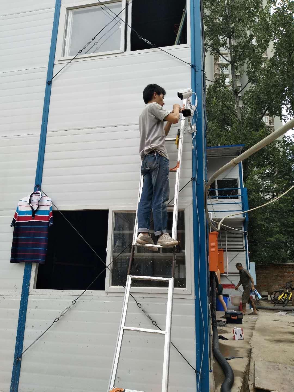 临沂工地摄像头安装多少钱l安防监控系统-费县