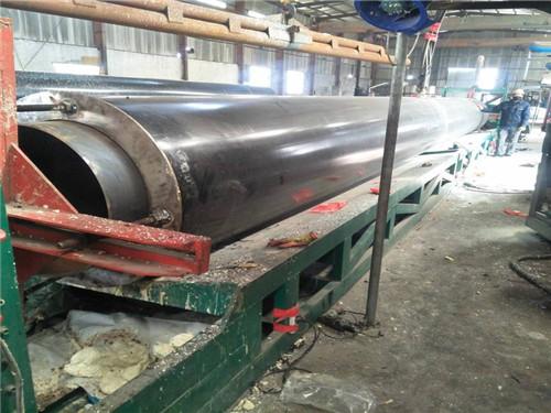马边彝族自治县聚氨酯发泡保温螺旋钢管厂家型号工艺流程