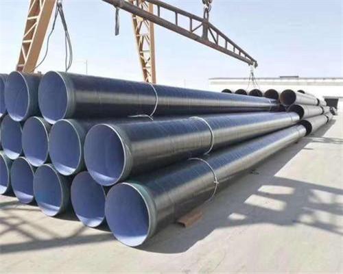 24小时在线DN200mmIPN8710环氧树脂防腐钢管全新价格