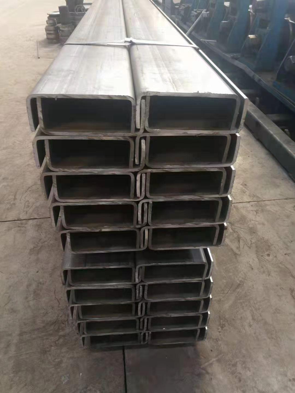 云溪區鍍鋅U型鋼成型價格