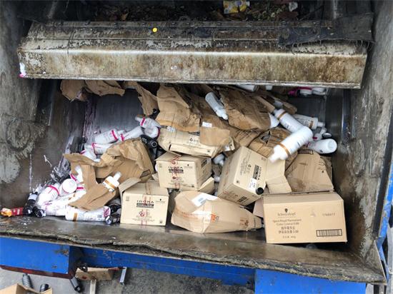 上门-珠海斗门区不合格食品销毁公司步骤说明