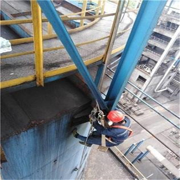 蚌埠砖烟囱维修防腐公司-当地实力烟筒加固施工队伍