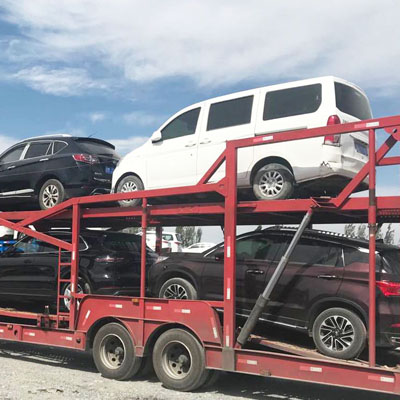 新疆哈密到营口本地汽车托运公司流程便捷