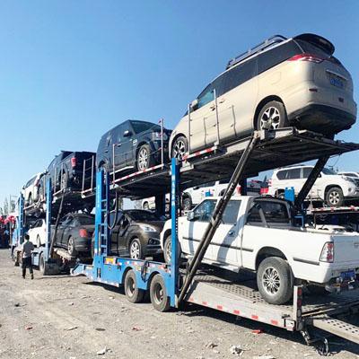 拖车从昌吉到拉萨汽车托运多少钱一辆全境一站达