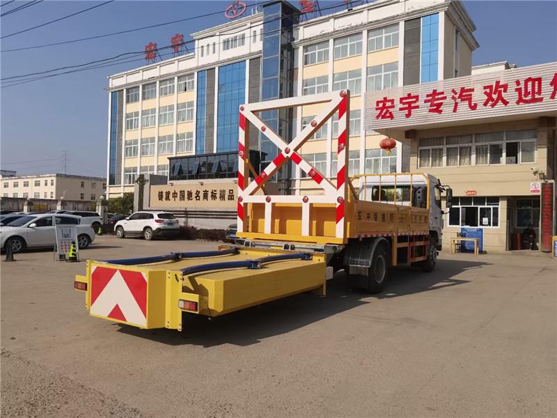 绍兴高速防撞车公司