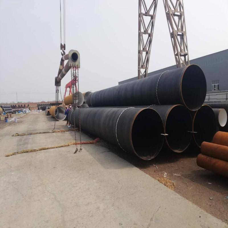 广西壮族自治区河池市防腐螺旋钢管指导报价今日价格