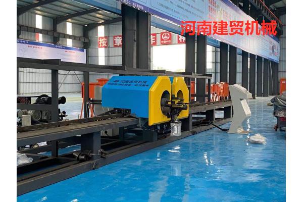 山东临沂自动焊钢筋弯圆机能做直径几米的圆-生产