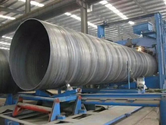市政工程用直径1300钢管加工厂家呼伦贝尔