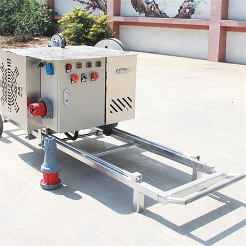 福建泉州小型电动矿山开采绳锯机钢筋切割绳锯机厂家直销
