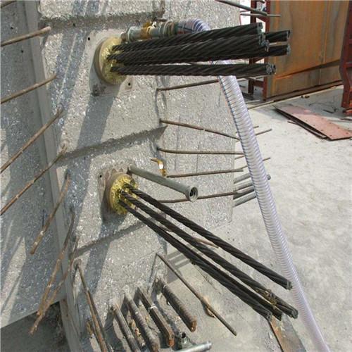 江苏高邮小型电动油泵千斤顶13孔锚具