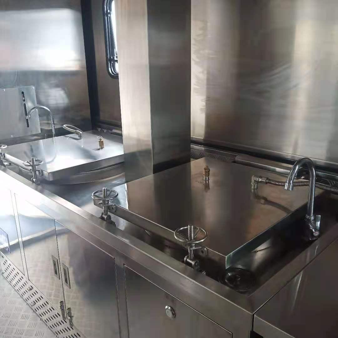 福建流动液压餐车价格不贵 质量过硬