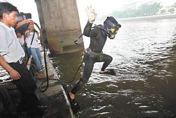 头条:甘肃省嘉峪关市(专业打捞队)潜水打捞队