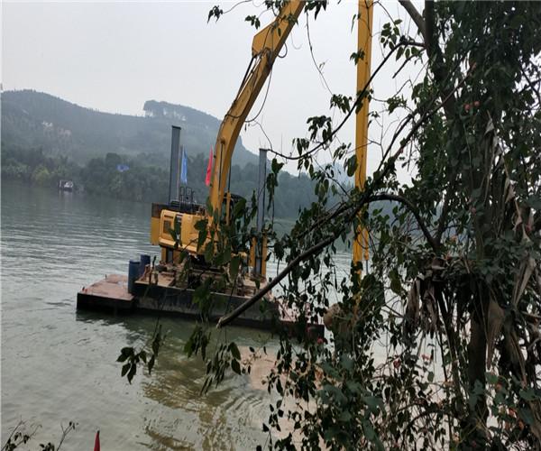 柳州市冲沉土层铺管公司