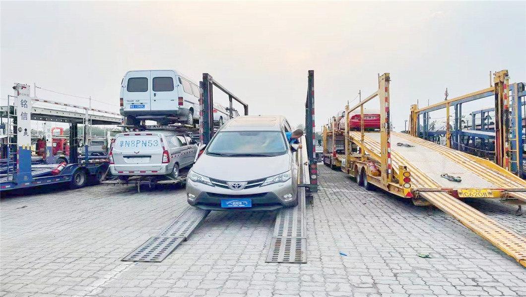 信阳到惠州拖运汽车物流在线查价