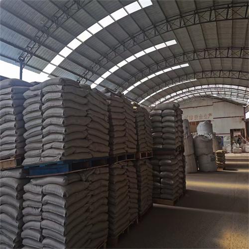 上海宝山喷砂除锈石英砂股份有限公司