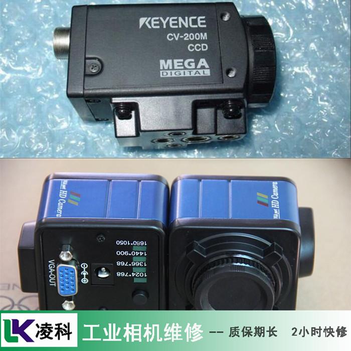 CYBEROPTICS机器视觉提示找不到相机维修,工业相机维修