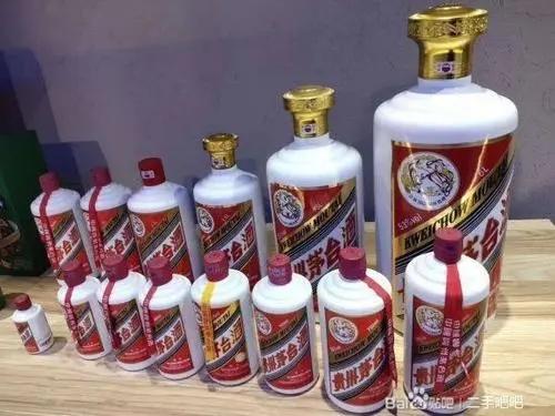 5斤茅台酒瓶回收【茅台积压酒瓶】纪念三十年酒瓶回收