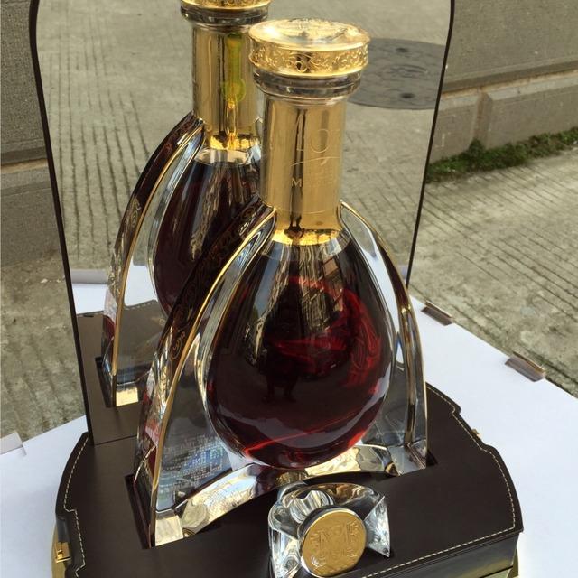 3斤茅台酒瓶回收【积压酒瓶】回归十五周年纪念酒瓶回收