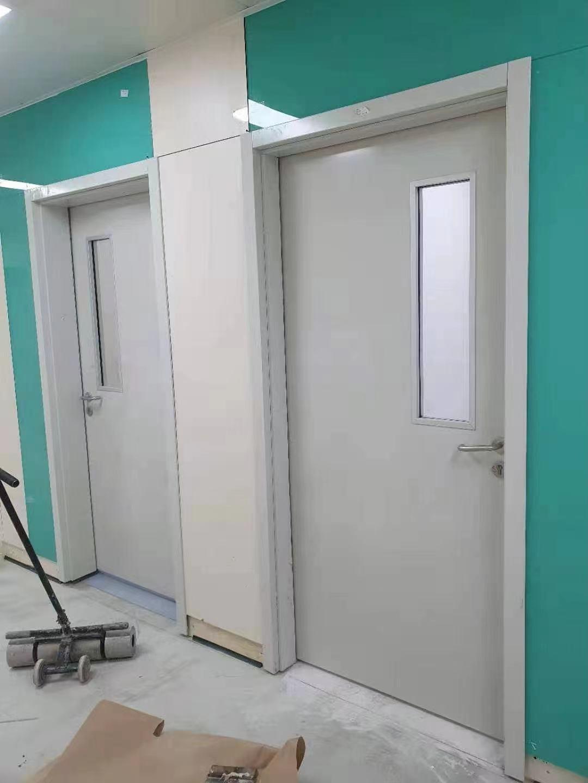 医用病房门-钢质洁净门厂家价格