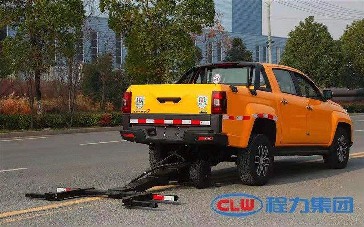 天津市国六快捷拖车销售