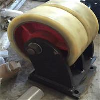 【今天】12寸重型铁芯万向轮价格表