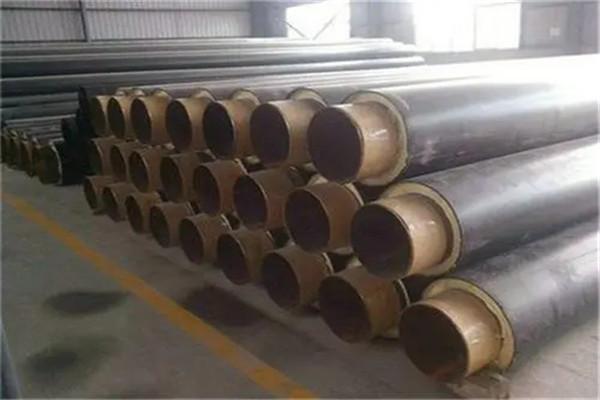 预制直埋保温钢管-黄夹克保温钢管-天泽制造