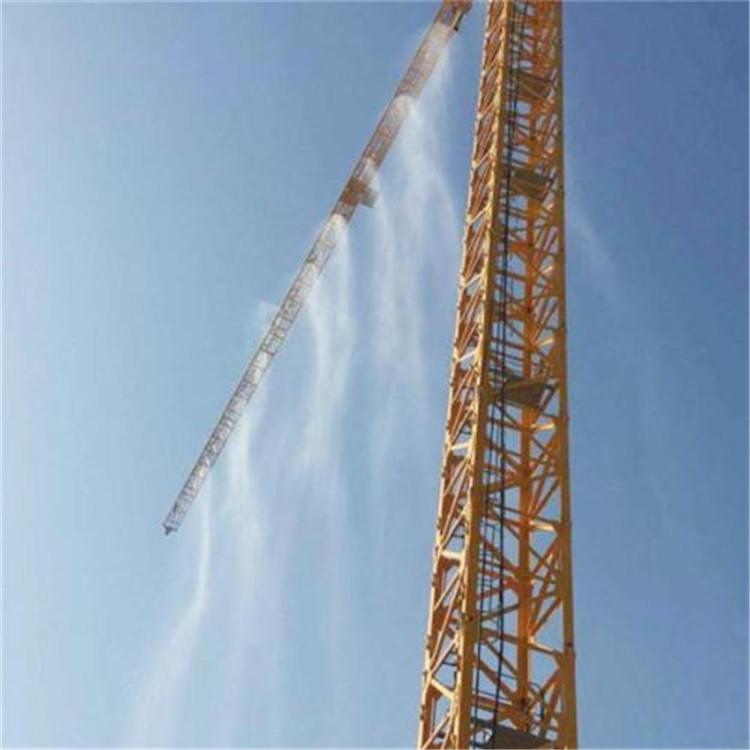 石家庄塔吊喷淋设备塔吊高空喷淋
