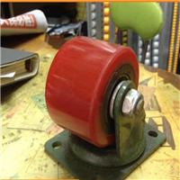 【今日现货】承重2吨重型铁芯聚氨酯脚轮价位多少