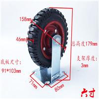 【行情】河南许昌4寸重型尼龙脚轮——现货厚度资讯