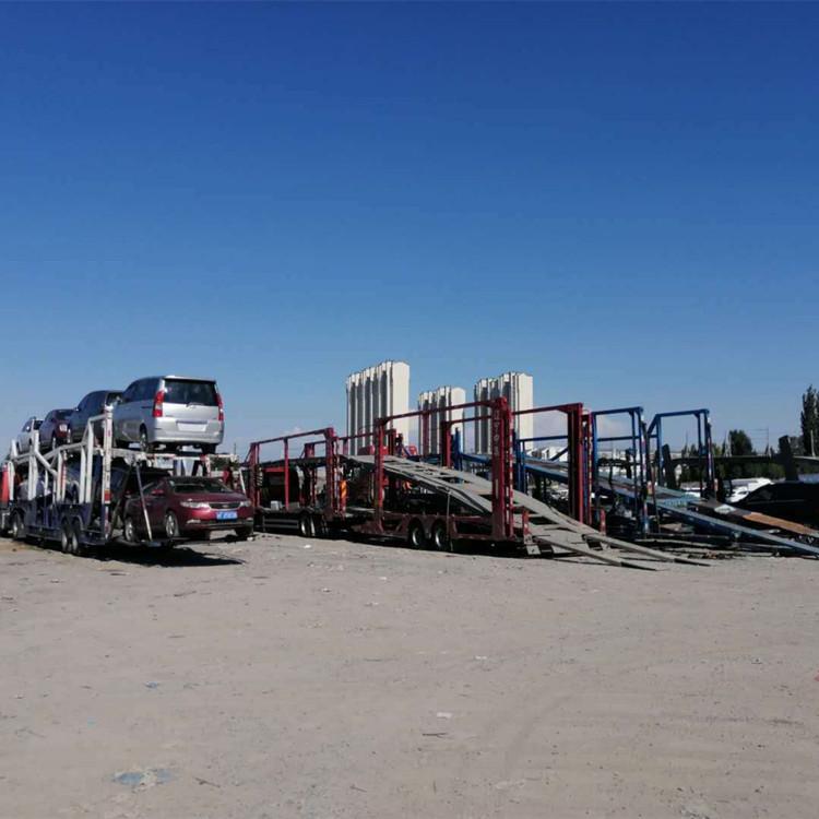 呼和浩特到梅州拖运汽车物流公司