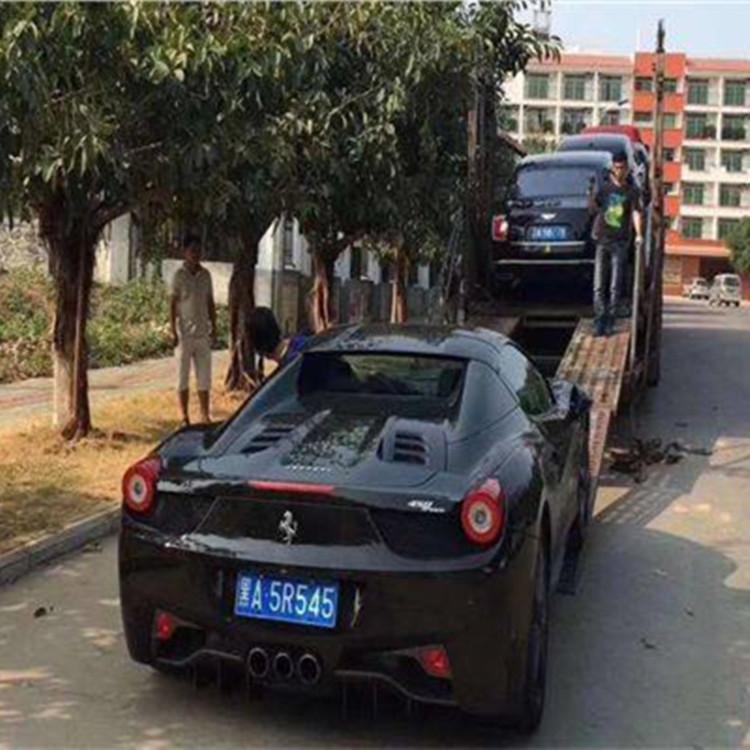 漳州到文昌轿车托运公司地址 电话