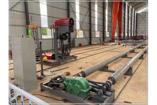西双版纳钢筋笼滚焊机12米标配价格