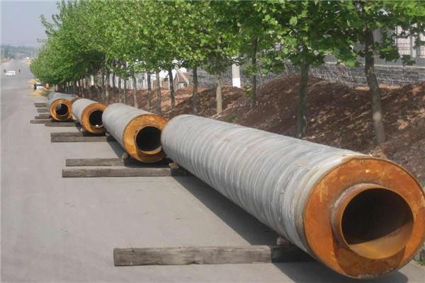河北钢管市场-预制地埋聚氨酯保温管-保温管供应公司