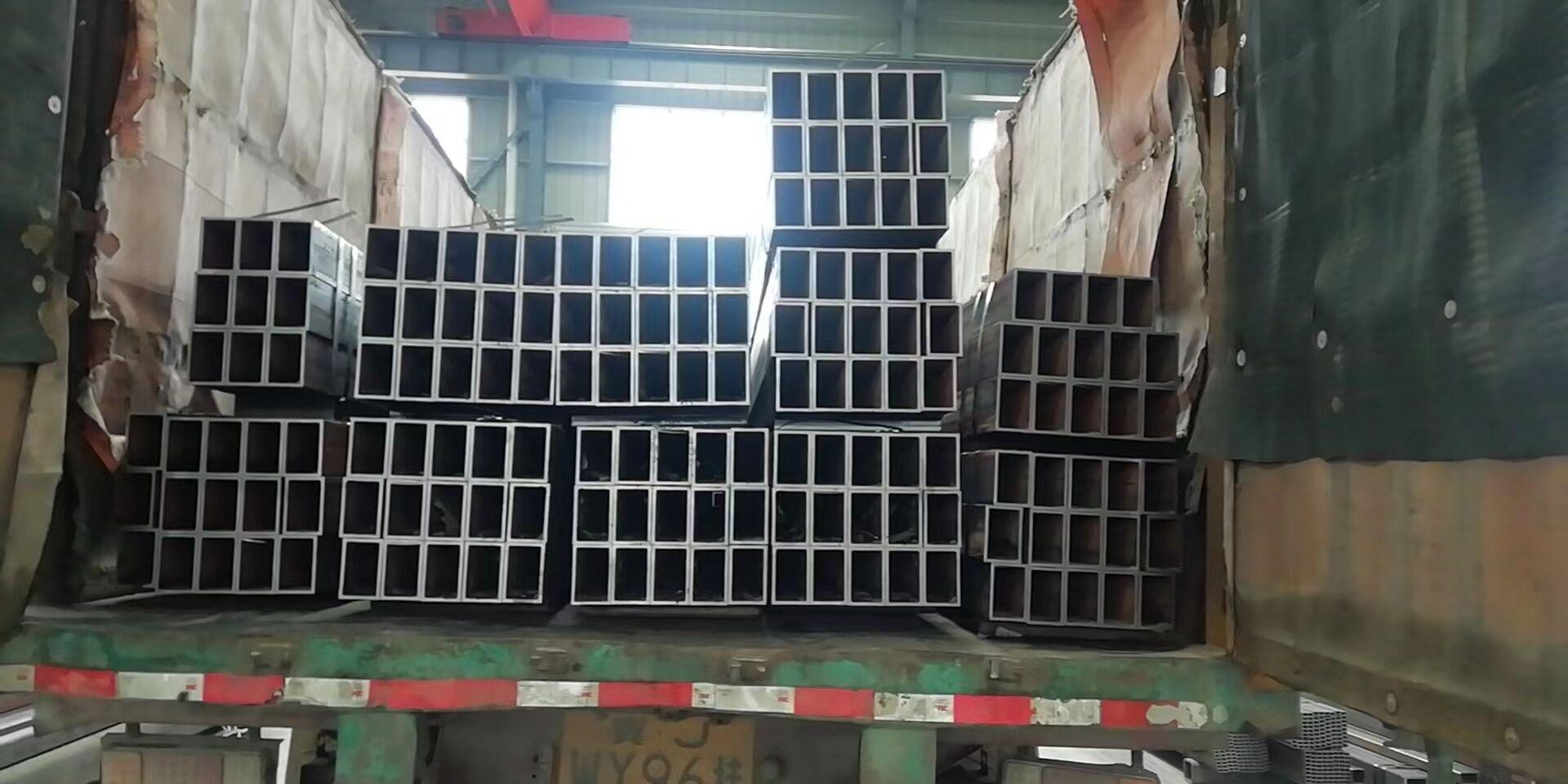 *500精密矩形方管生产厂家---江苏市场